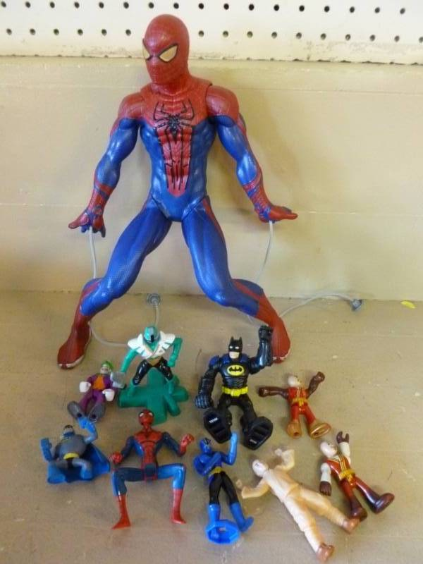 Spiderman Toy