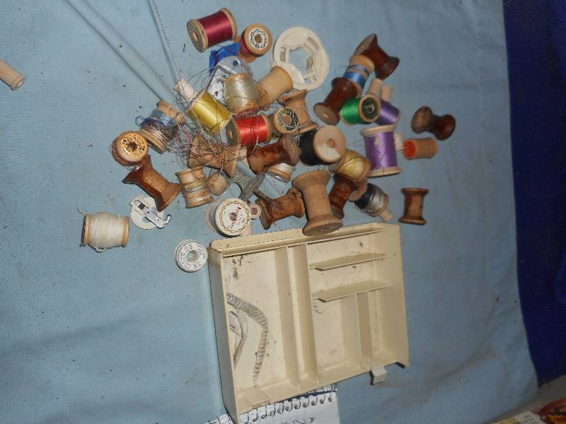 VINTAGE SEWING SUPPLIES