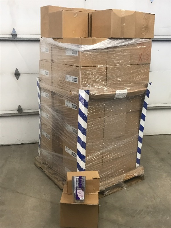 Pallet Of (63) Cases Of New Paint P...