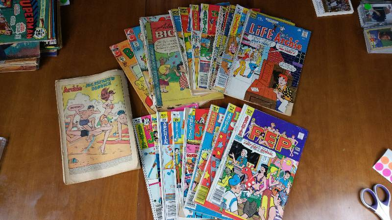 Large Group of Archie Comics