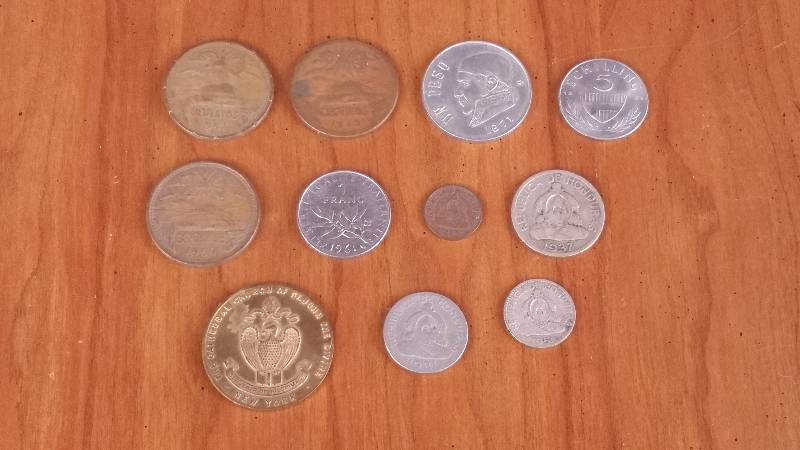Group of Foreign Coins 1930's and on