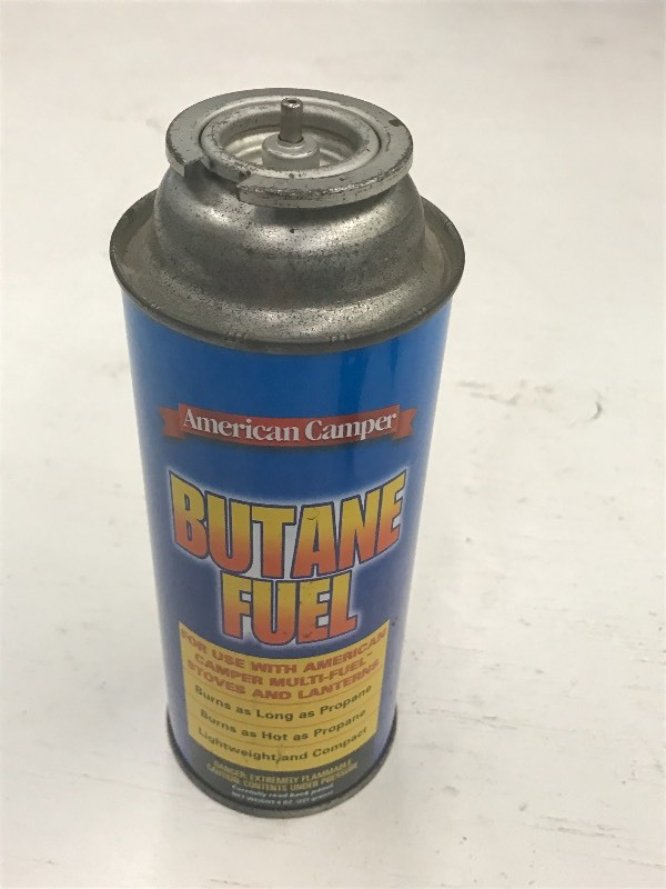 Approx 1/2-Full Can Of Butane Fuel ...