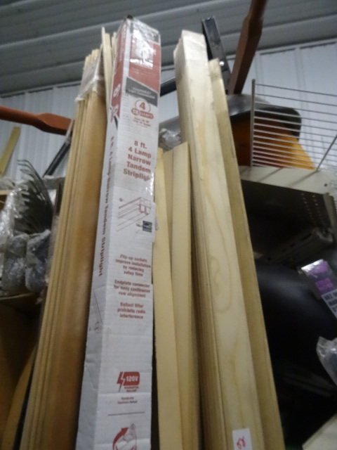 NEW Large Lot Wood Trim ? see pictures