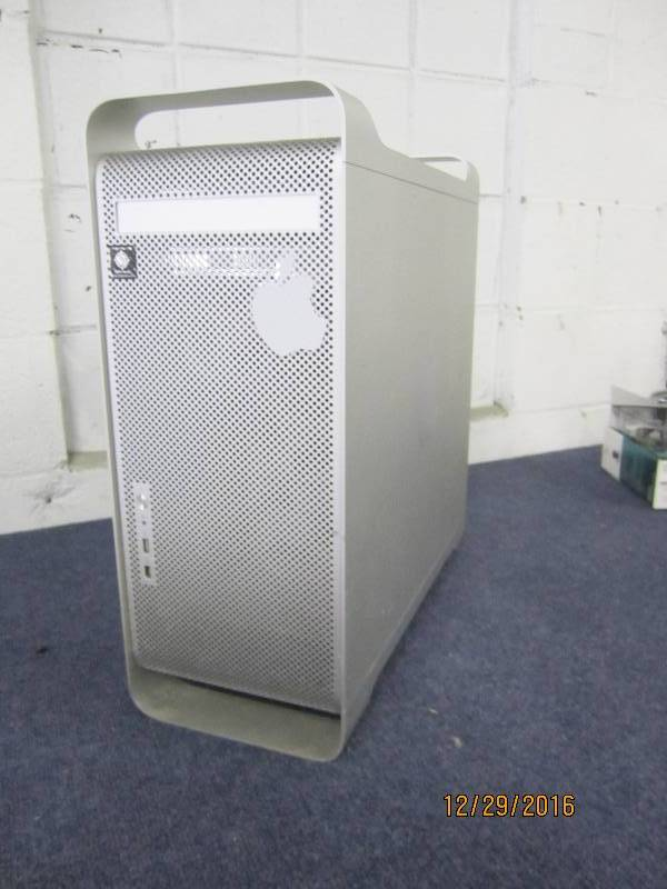 Power mac G4 tested turns on ...