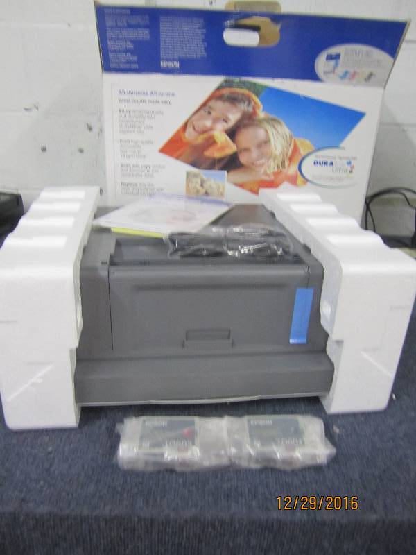 Epson printer all in one ink includ...