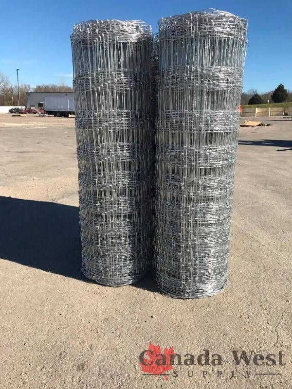 New Field Fence 4ft 330 Ft Each Roll Ff4ft New Tools