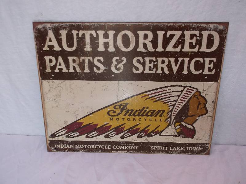 Collectible Sign