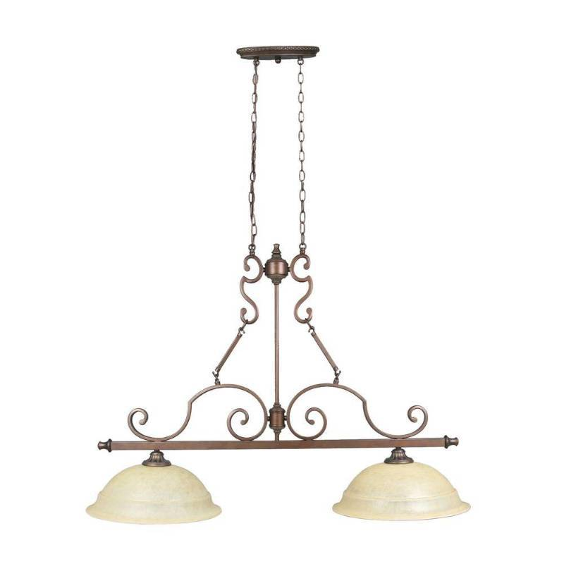 Home Decorators Collection Fairview 2 Light Heritage