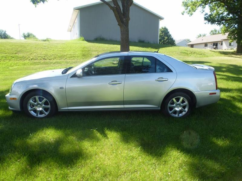 2007 cadillac sts awd ncs snowmobiles equipment 2017 k bid. Black Bedroom Furniture Sets. Home Design Ideas