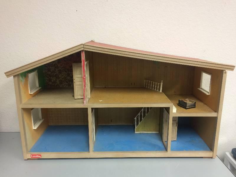 Vintage Lundby Dollhouse Antique Vintage Old Collectibles K Bid