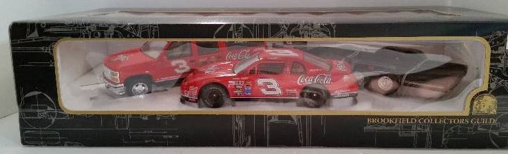 Brookfield Collectors Guild Dale Earnhardt Coca-Cola