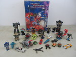 Vintage Transformers & Gobots w/Collectors Case