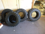 4 NEW Allied RBT Skidloader Tires