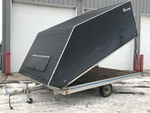 1993 Floe Pro-Edition Enclosed Snowmobile Trailer