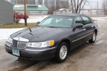 2001 Lincoln Town Car Executive Series