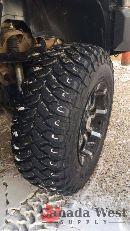 New 4x 35x12 5r20 Cf3000 Off Road Mud Tires New Mud