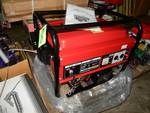 3800 Power Generator… NEW in Box.. May need a power boost to get started.  Electric Start and Pull Start