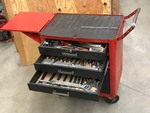 3-Drawer Tool Chest With Contents