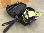 Poulan Chainsaw With Case
