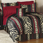 alcove Gambia 8-Pc. Comforter Set + Free Sheet Set - King