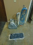 Silver Line Floor Sander with Dust Collector