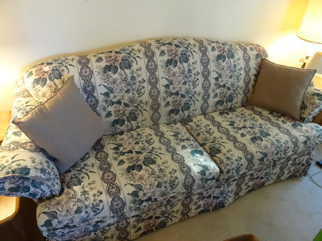 K c auctions robinsdale 50 year estate liquidation in for Liquidation de sofa