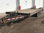 1974 Trail-Eze Deck-Over Trailer