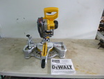 "DeWalt 7 1/4"" Cordless Sliding Compound Mitre Saw"
