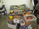 MASSIVE Vintage GI Joe Collection