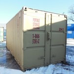 20' (approx) Steel Shipping Container / Storage Box / Sea Container