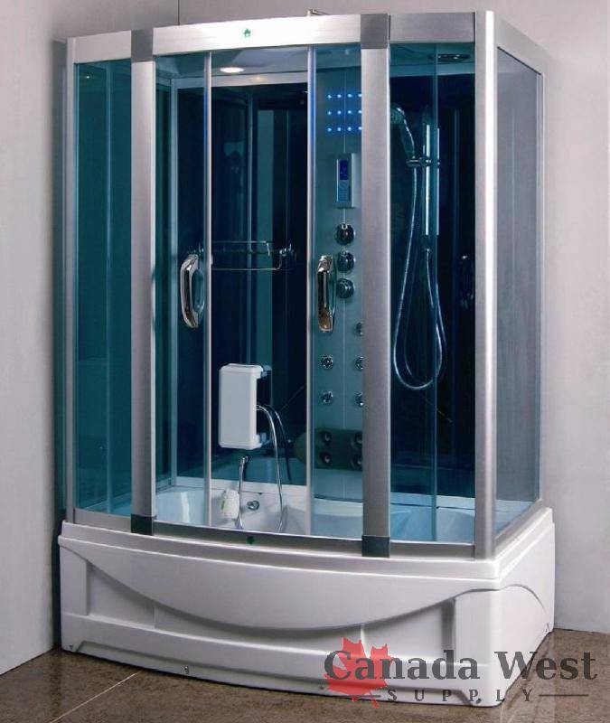 NEW 2016 PURE STEAM & BATH WHIRLPOOL JACUZZI & STEAM SHOWER 9001 ...