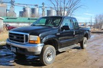 2001 Ford F250 Super Duty 4x4 Extended Cab