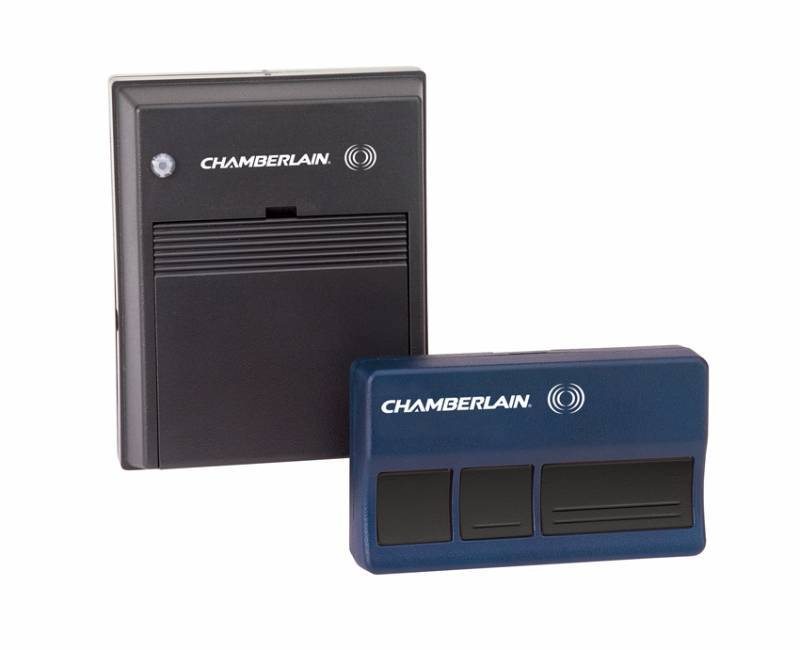 Chamberlain Universal Remote Control Replacement Kit Never Used Kx Real Deals Auction Product
