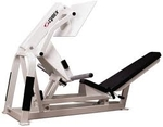 Cybex Model 5235 Plate Loaded Squat Press Exercise Weight Machine