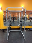 Commercial Heavy Duty Weight Training/Lifting Squat Rack