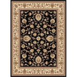 "Timeless Le Petit Palais Blue 7'10"" x 10'6"" Traditional Area Rug"
