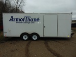 2012 Look 20' Enclosed Trailer ArmorThane Business Opportunity