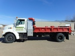 1999 Sterling Diesel Truck With Dump Box