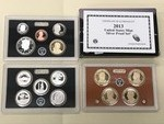 2013 US Silver Proof Set: Includes ...