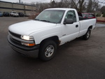 2001 Chevy 1500 4 x 4 pickup.