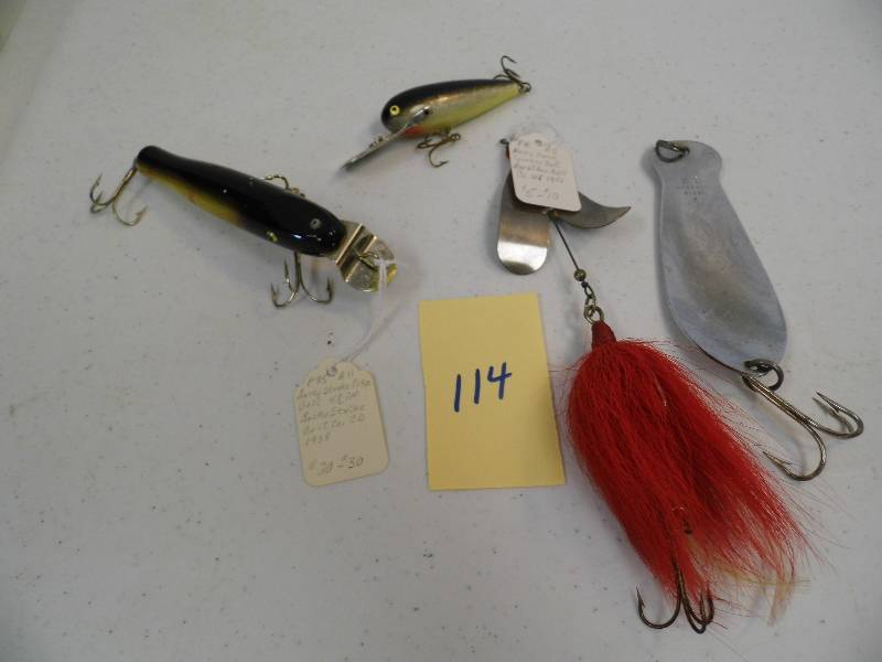 Fishing lures reels accessories in fargo north dakota for Fishing tackle closeouts