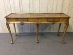 BAKER FURNITURE SOFA HALL TABLE