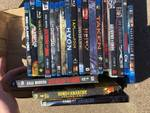 21 movies blu-rays and dvds