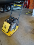 Wacker WP1550 plate compactor. 6 HP motor. Bought in 2013.Runs great. Just used last summer.