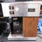 BUNN POUR-OMATIC COFFEE MAKER & WARMER