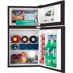 Haier 2 Door Mini Fridge/Freezer