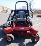 "2012 Commercial eXmark Lazer Z 60"" Mower with Power Bagger"