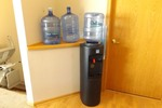 Working Clover Brand Hot and Cold Water Dispenser With Refills