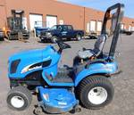 New Holland TZ25DA  Compact Tractor