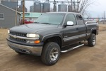 2000 Chevrolet Silverado 4x4 Extended Cab - Lower Miles